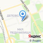 Служба вскрытия замков и дверей на карте Петрозаводска