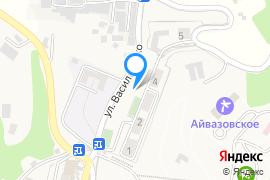 «Парк Парадиз (Айвазовского)»—Парк культуры и отдыха в Партените