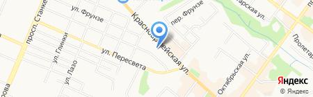 Модная точка на карте Брянска