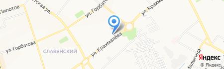 УФНС на карте Брянска