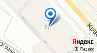 Компания Форт на карте