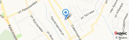 Спецоборудование на карте Брянска