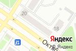 Схема проезда до компании Мебель-Боровичи в Петрозаводске
