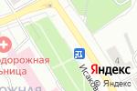 Схема проезда до компании Киоск по продаже овощей и фруктов в Петрозаводске
