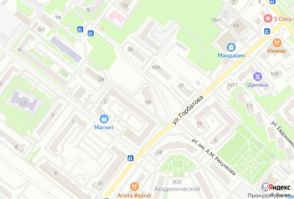 продажа квартир по ул. Горбатова, 45