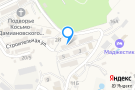 «Иваныч»—Гостиница в Партените