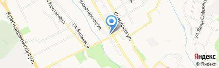 Справедливая Россия на карте Брянска