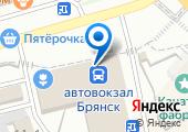 Автовокзал-Сервис на карте