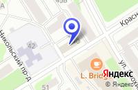 Схема проезда до компании АВТОСАЛОН АВТОСАЛОН в Петрозаводске