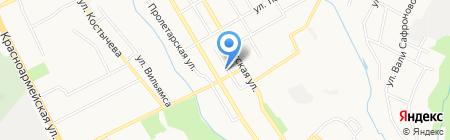 ДАЙМЭКС на карте Брянска