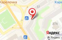 Схема проезда до компании KILLFISH DISCOUNT BAR в Петрозаводске