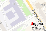 Схема проезда до компании Банкомат, Банк Возрождение, ПАО в Петрозаводске