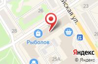 Схема проезда до компании Реклама Графика в Петрозаводске