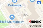 Схема проезда до компании Империя в Петрозаводске