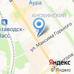 Модное белье на карте Петрозаводска