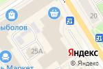 Схема проезда до компании Империя стиля в Петрозаводске