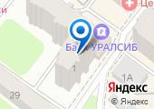 Отделение Пенсионного фонда РФ по Брянской области на карте