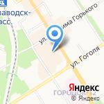 Банкомат на карте Петрозаводска