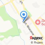 ТВ магазин на карте Брянска