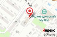 Схема проезда до компании Центр Риэлторских Услуг в Брянске