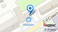 Компания БИТ-Сервис на карте