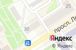 Схема проезда до компании Фрамир в Петрозаводске