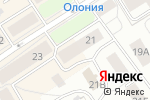 Схема проезда до компании Самурай в Петрозаводске