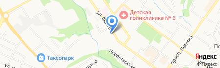 Проектно-строительный контроль ООО центр услуг по оформлению документов для строительства реконструкции на карте Брянска