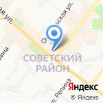Российский государственный центр инвентаризации и учета объектов недвижимости-Федеральное БТИ на карте Брянска