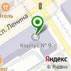 Местоположение компании IT-парк