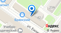 Компания Дятьковская мебель на карте