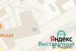 Схема проезда до компании АПЕЛЬСИН в Петрозаводске