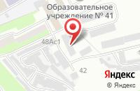 Схема проезда до компании Киселевых в Русской Борковке