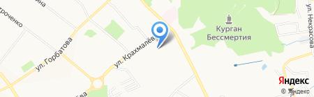 Современные технологии строительства на карте Брянска