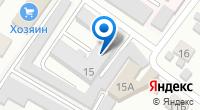 Компания Полиформ на карте