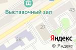 Схема проезда до компании KFC в Петрозаводске