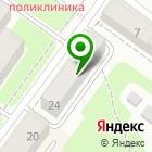 Местоположение компании Брянсккоммунпроект