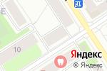 Схема проезда до компании Стиль-декор в Петрозаводске