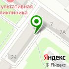 Местоположение компании Брянсккоммунпроект, ГУП