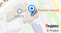 Компания Стеклис на карте