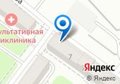 Брянское областное бюро судебно-медицинской экспертизы на карте