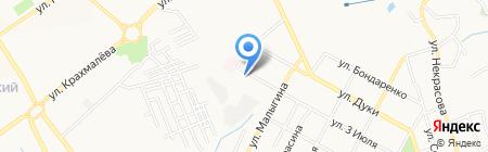 Экспертрегион на карте Брянска