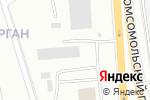 Схема проезда до компании Петрозаводский автосалон в Петрозаводске