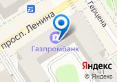 СЕВЕРО-ЗАПАД АВТО на карте