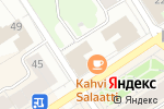 Схема проезда до компании Успехов в Петрозаводске