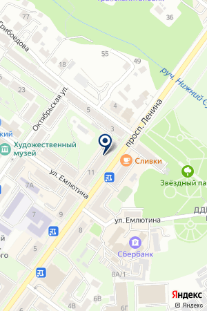 МЕТАЛЛАЛЬЯНС на карте Брянска