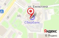 Схема проезда до компании Центр Социальных Коммуникаций «Прагма-Иннерлайт» в Брянске