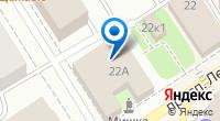 Компания Мемориал на карте