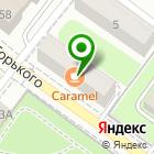Местоположение компании Магазин антиквариата и сувениров на ул. Горького