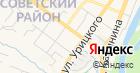 Брянское Социально-реабилитационное предприятие Всероссийского общества глухих на карте